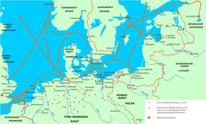 Hansakarta-stor
